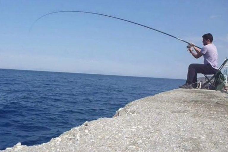 Ψάρεμα με Τεχνική Bolognese