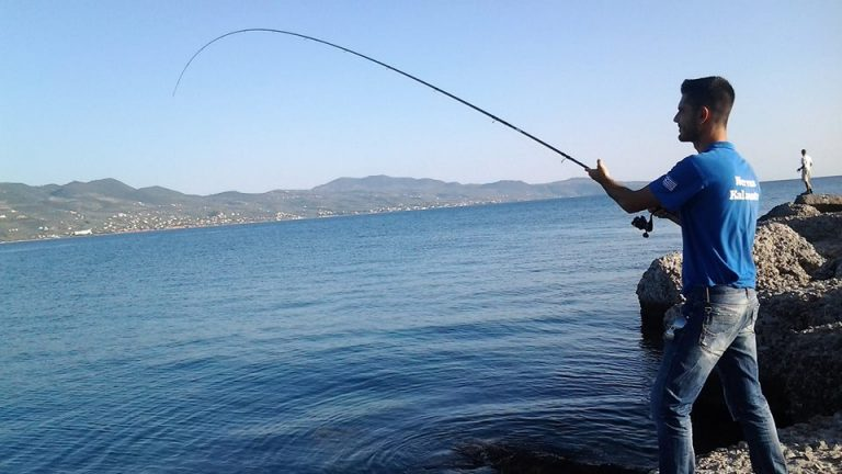 Float Fishing Tournament Kalamata 2018